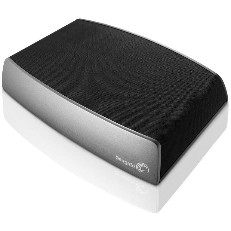 Seagate Central 4TB External Network Ethernet Hard Drive - USB 2.0