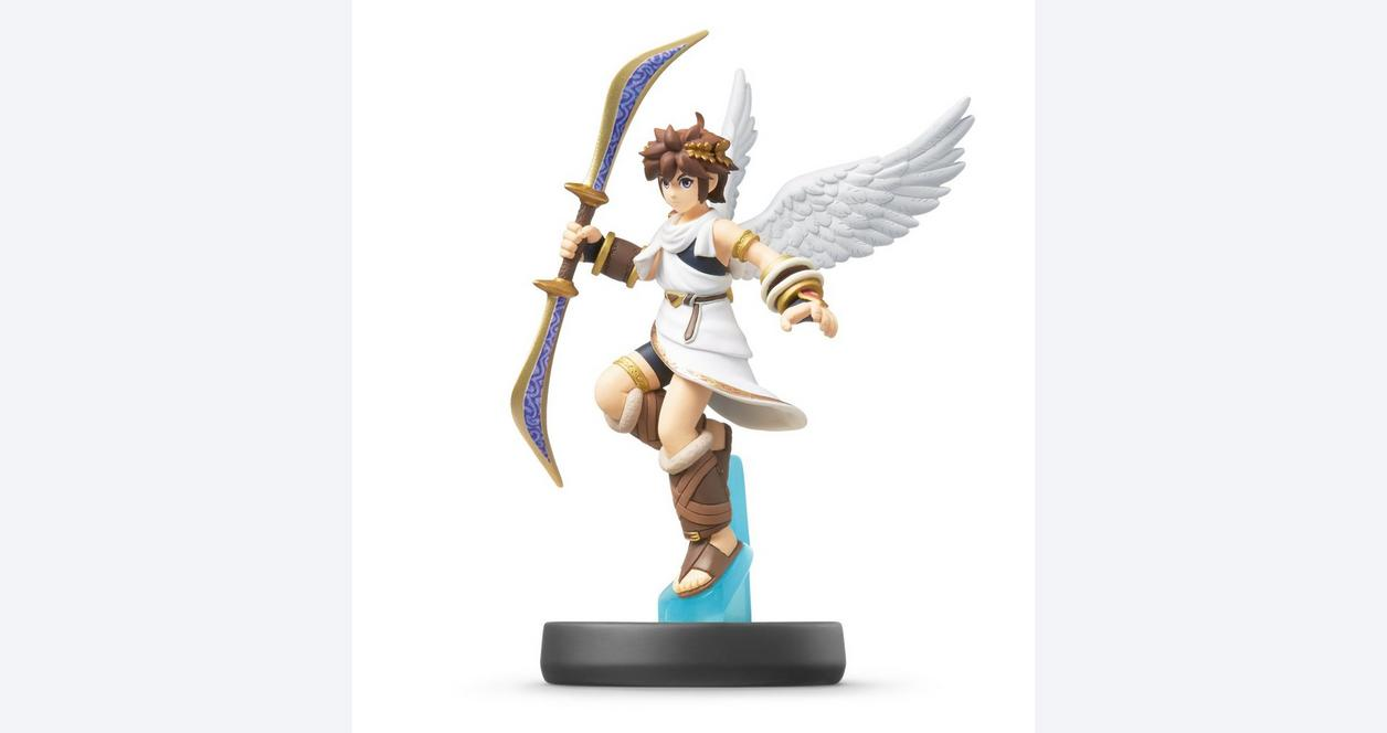 Super Smash Bros. Pit amiibo