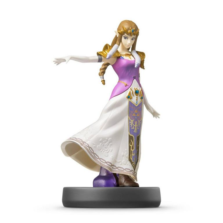 Super Smash Bros. Zelda amiibo