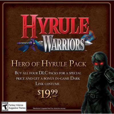 Hyrule Warriors - Hero of Hyrule Pack