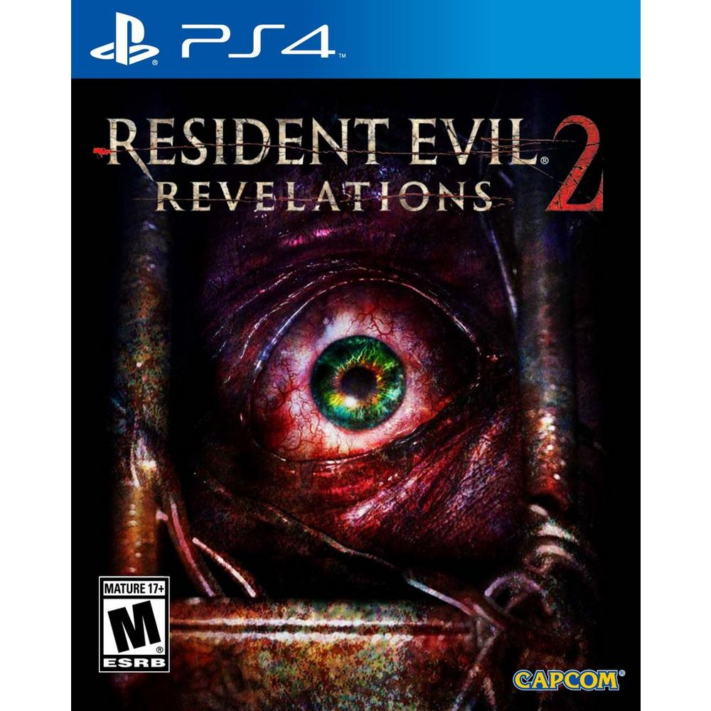 Resident Evil Revelations 2 | PlayStation 4 | GameStop