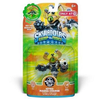 Skylanders SWAP Force Magna Charge Nitro Individual Character Pack