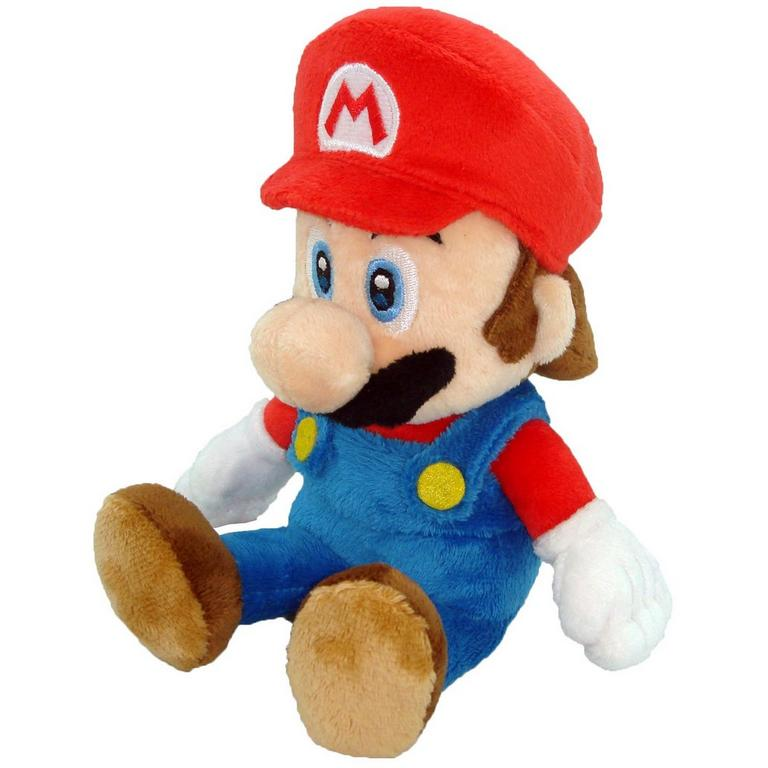 Plush Characters Action Figures Figurines Stuffed Doll Toy Set Super Mario Bros