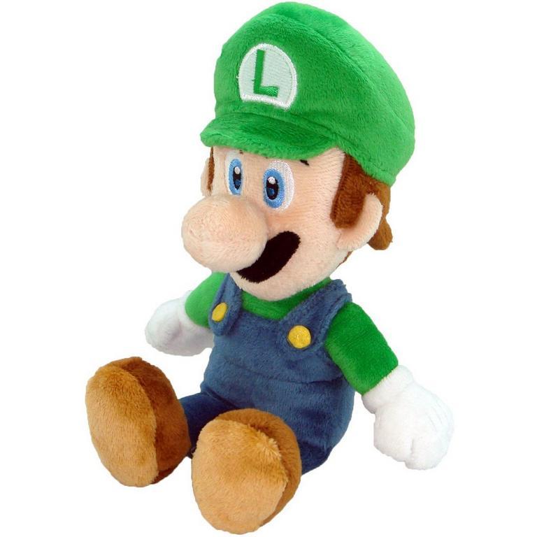 Super Mario Bros. Luigi Plush