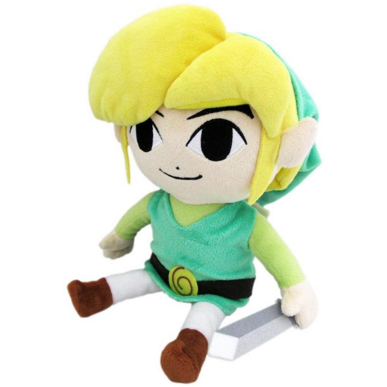 The Legend of Zelda: Wind Waker Link Plush