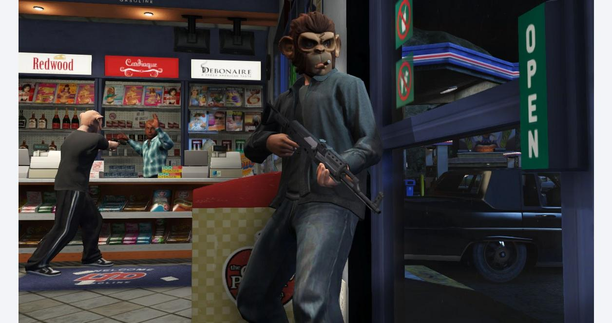 Grand Theft Auto Online: The Bull Shark Cash Card