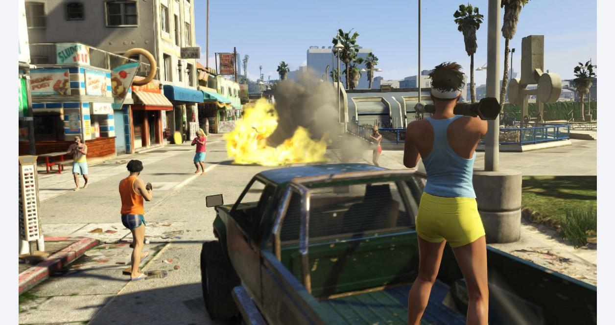 Grand Theft Auto Online: The Great White Shark Cash Card