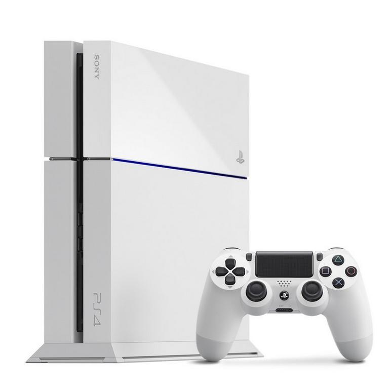PlayStation 4 White 500GB