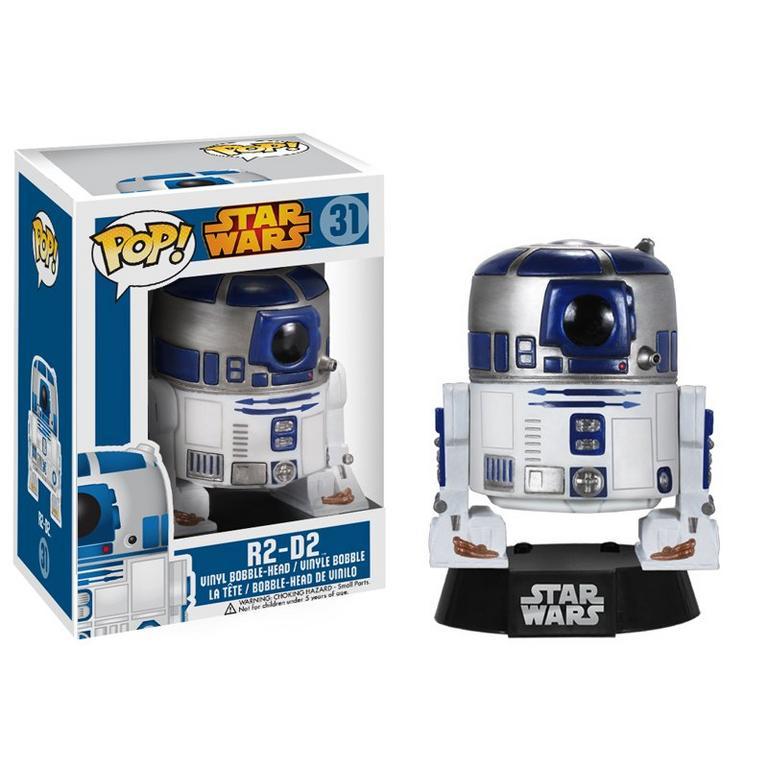 POP! Star Wars: R2-D2 Vinyl Figure