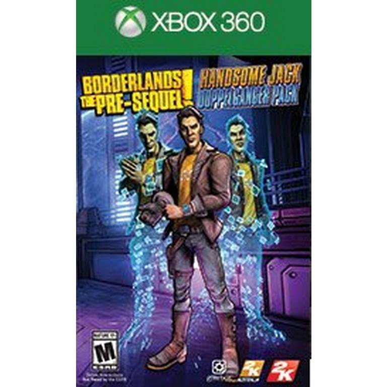 Borderlands: The Pre-Sequel Handsome Jack Doppelganger Pack