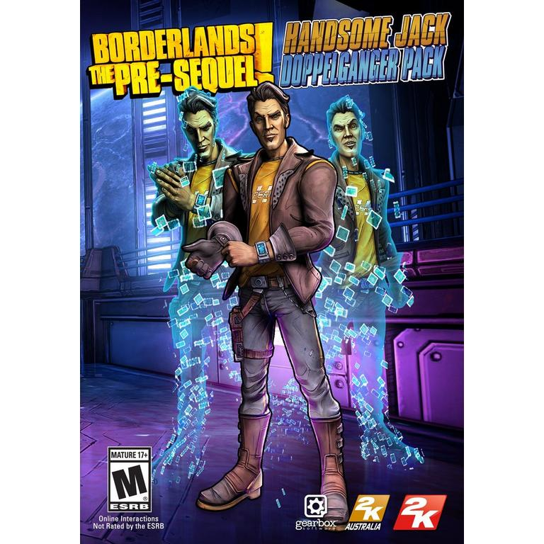 Borderlands: The Pre-Sequel Handsome Jack Doppelganger Pack