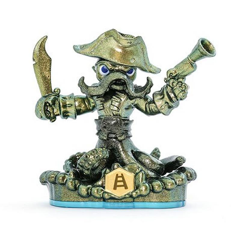 Skylanders SWAP Force Color Shift Wash Buckler Individual Character Pack