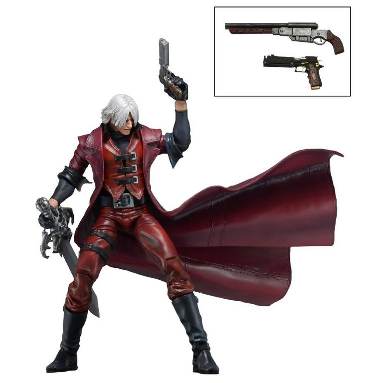 Devil May Cry - Ultimate Dante 7 inch Action Figure