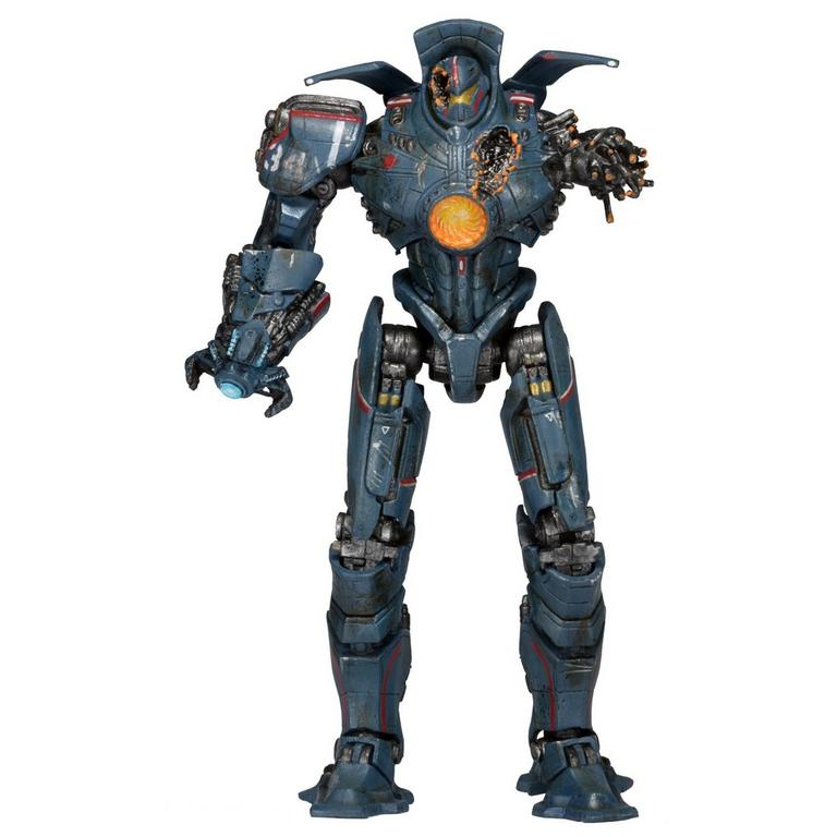 Pacific Rim - Anchorage Attack Gipsy Danger (Series 5) 7 inch Deluxe Action Figure Series 5