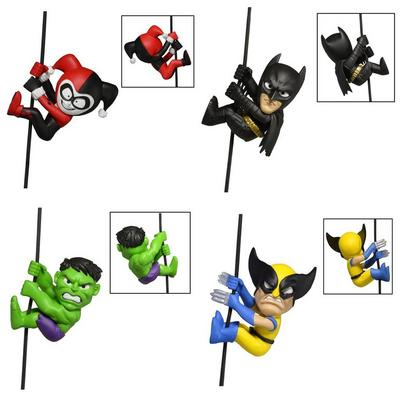 Scalers - Wave 4 Complete Set 2 inch Characters