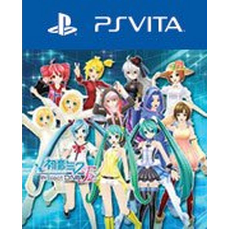 Hatsune Miku: Project DIVA F 2nd: Costume Club Season Pass