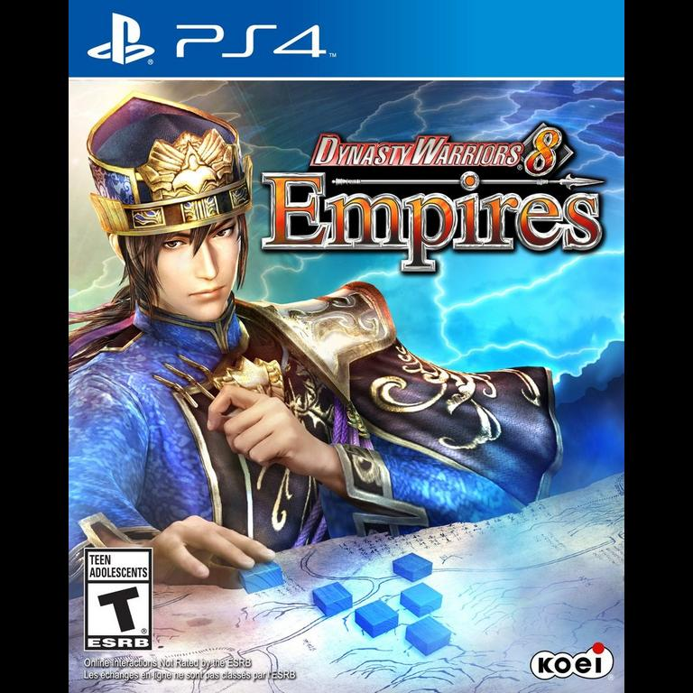 Dynasty Warriors 8 System Requirements