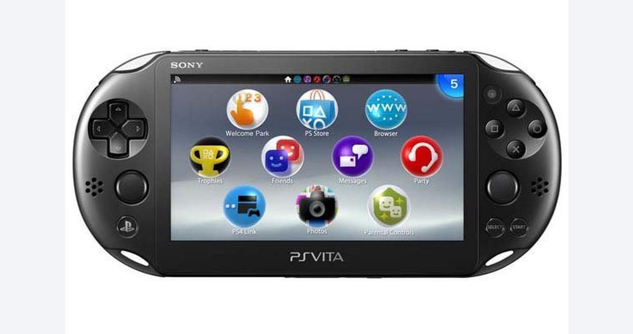 Playstation Vita With Wifi Ps Vita Gamestop