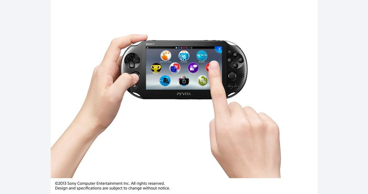 PlayStation Vita with Wifi