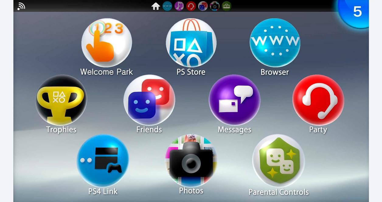 PlayStation Vita with Wifi