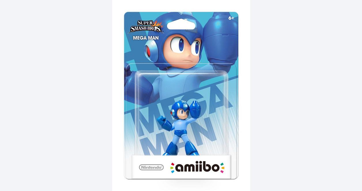 Mega Man amiibo Figure