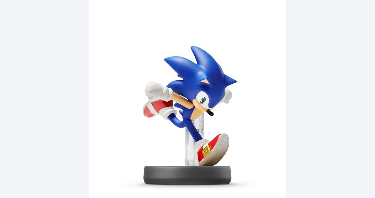 Sonic amiibo Figure
