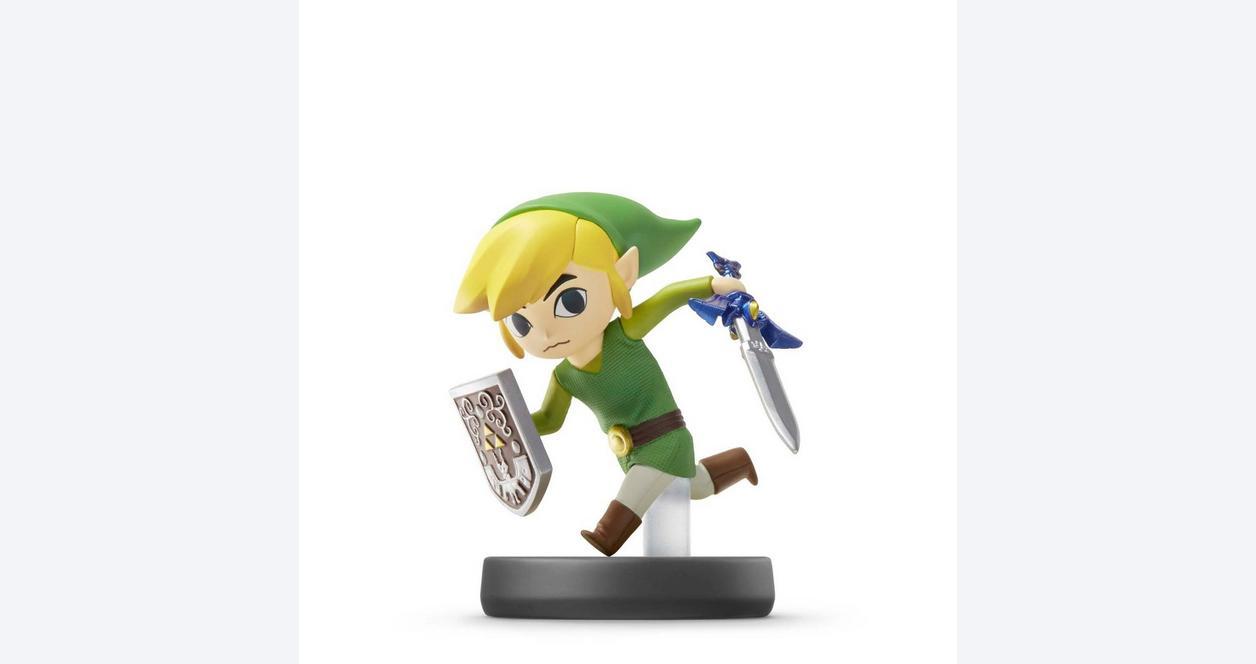 Super Smash Bros. Toon Link amiibo