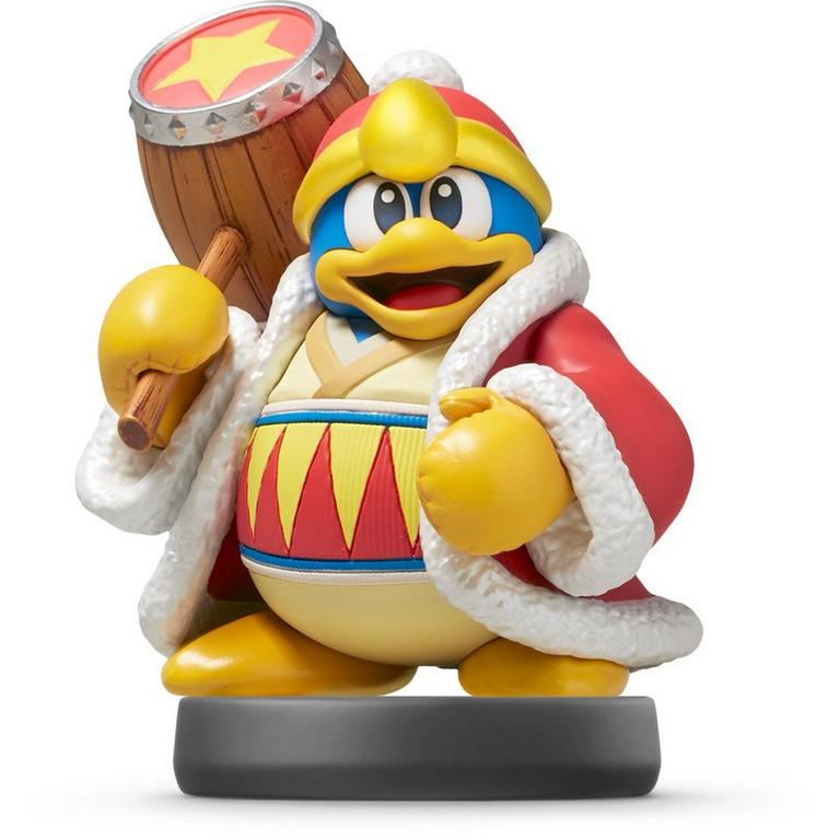 Super Smash Bros. King Dedede amiibo Figure