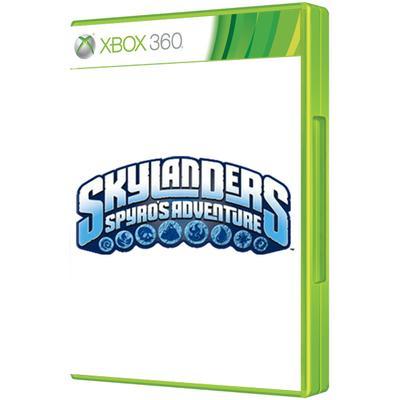 Skylanders Spyro's Adventures Video Game