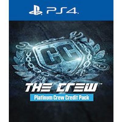The Crew: Platinum Crew Credit Pack