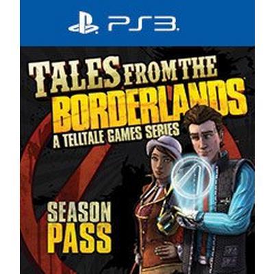 Tales from Borderlands Season Pass