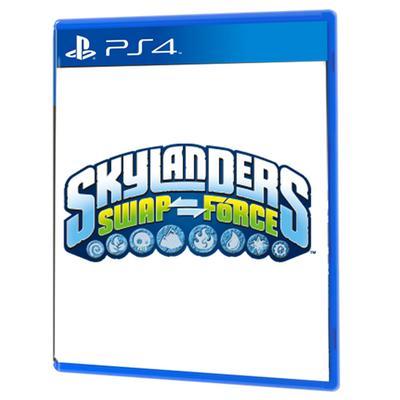 Skylanders Swap Force Video Game