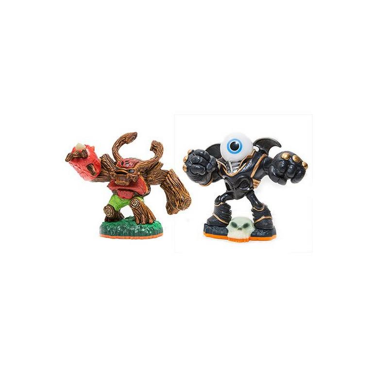 Skylanders Giants Eye-Brawl and Tree Rex Bundle
