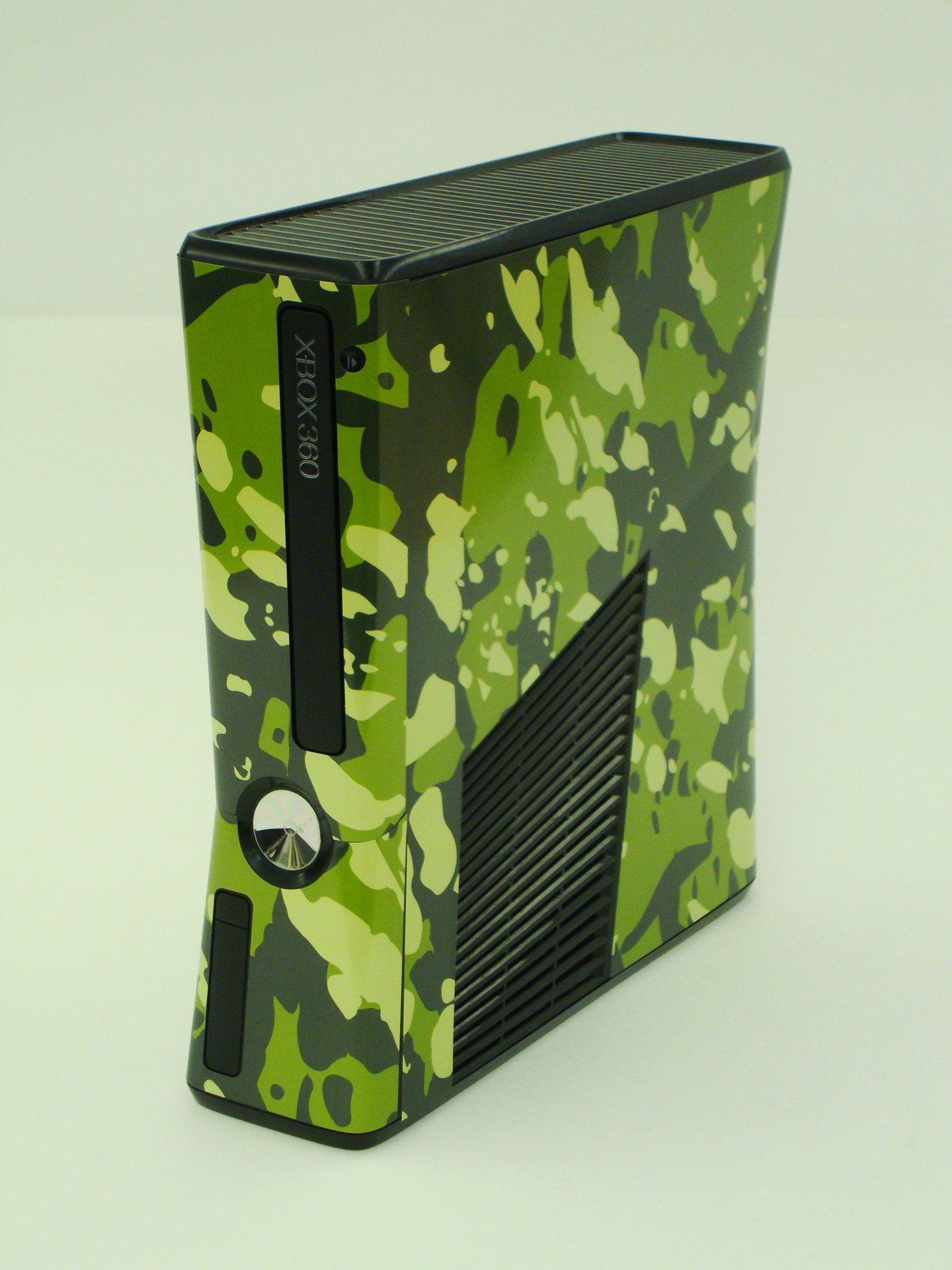 Xbox 360 S Jungle 250gb Xbox 360 Gamestop