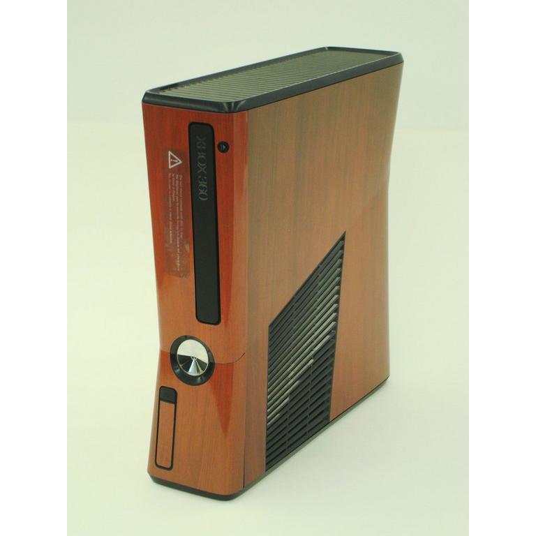 Xbox 360 S Wood 250gb Xbox 360 Gamestop