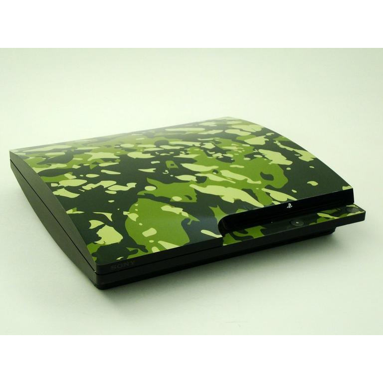 PlayStation 3 System 160GB SLIM - Jungle (GameStop Premium Refurbished)