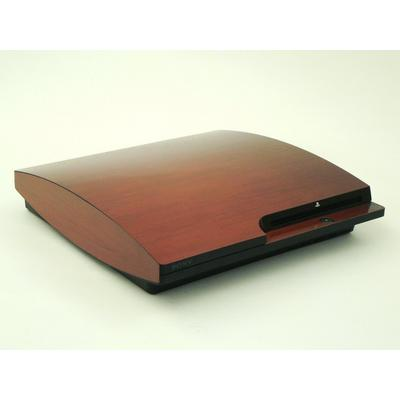 PlayStation 3 System 160GB SLIM - Wood (GameStop Premium Refurbished)