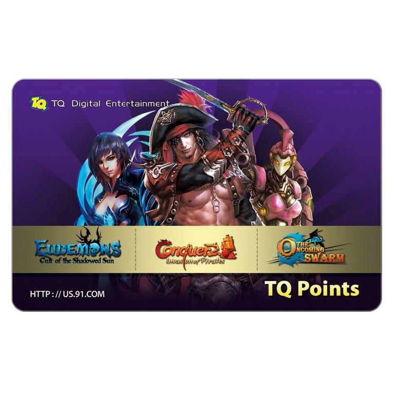Net Dragon $25 TQ Points