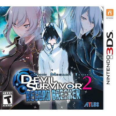 Shin Megami Tensei: Devil Survivor 2 Record Breaker