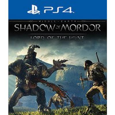 Middle-earth: Shadow of Mordor Lord of the Hunt