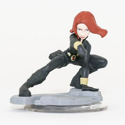 Disney INFINITY Black Widow Figure