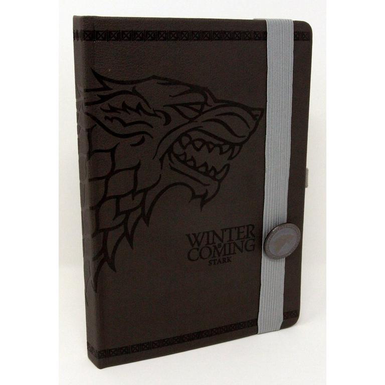 Game of Thrones Stark Journal
