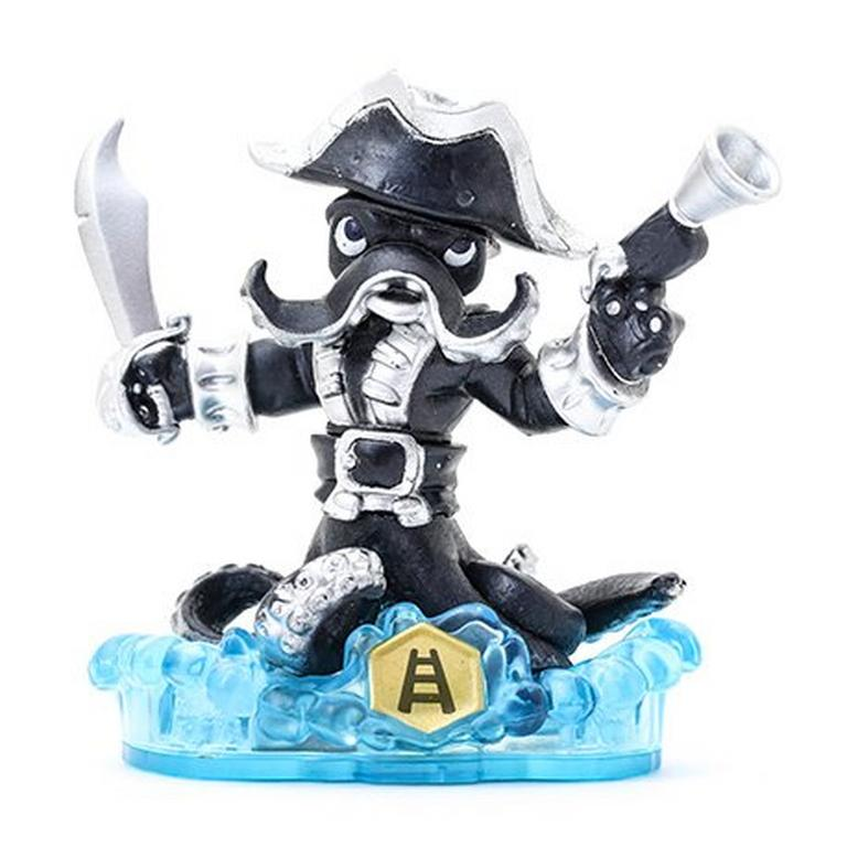Skylanders Swap Force Dark Wash Buckler Individual Character Pack