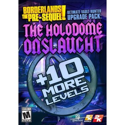 Borderlands: The Pre-Sequel UVHUP and The Holodome Onslaught