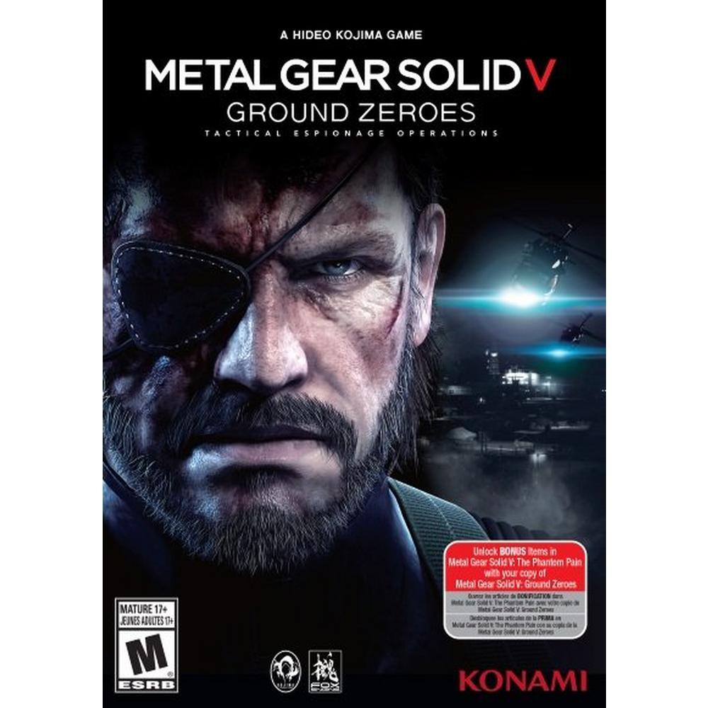 Metal Gear Solid V: Ground Zeroes | PC | GameStop