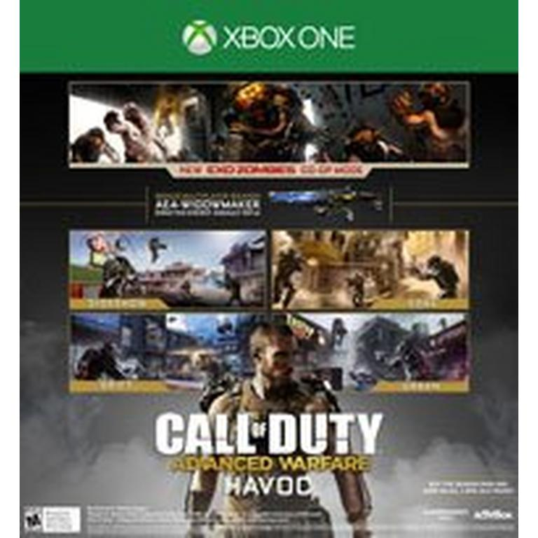Call of Duty: Advanced Warfare Havoc