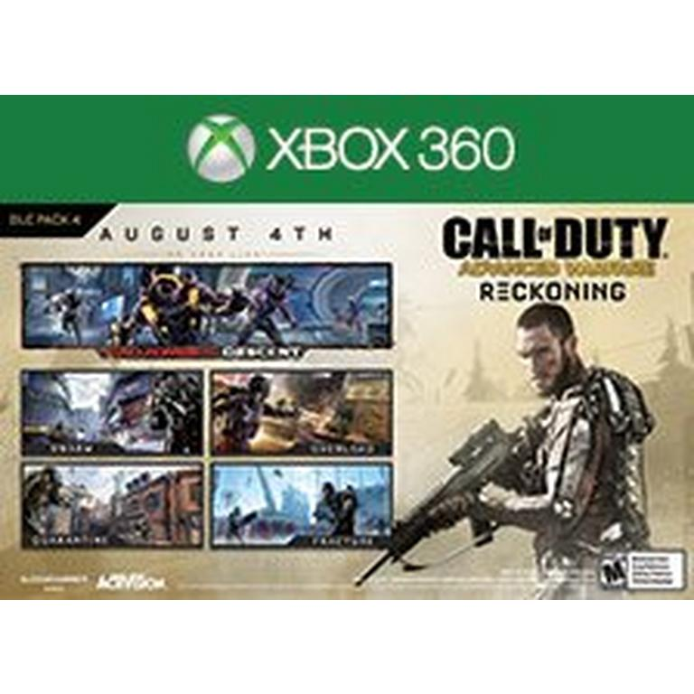 Call of Duty: Advanced Warfare Reckoning