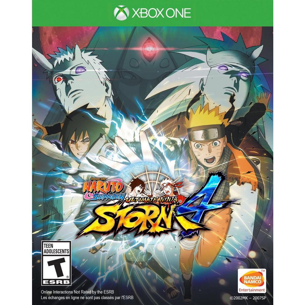 Naruto Shippuden Ultimate Ninja Storm 4   Xbox One   GameStop