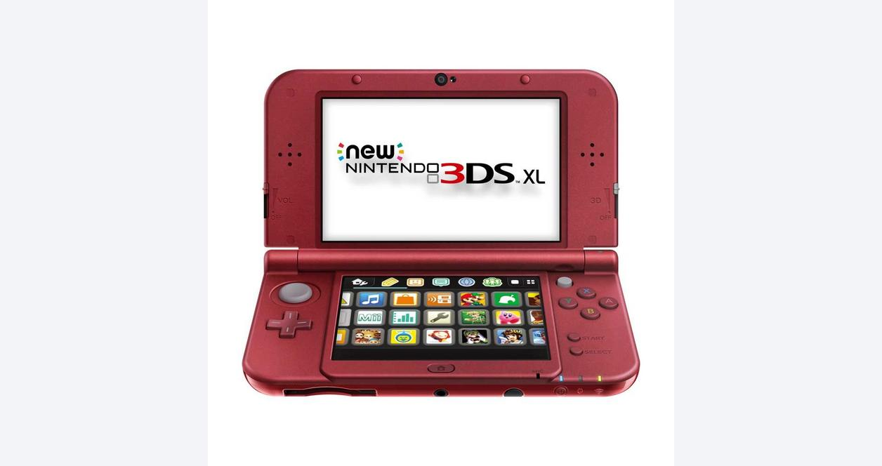 Nintendo NEW 3DS XL - Red