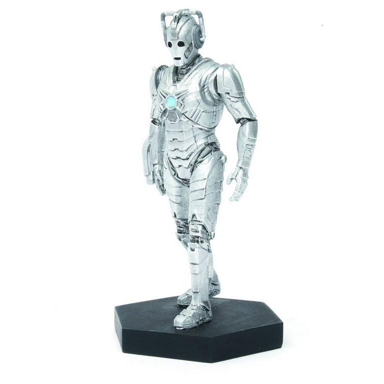 Dr Who Cyberman Figure
